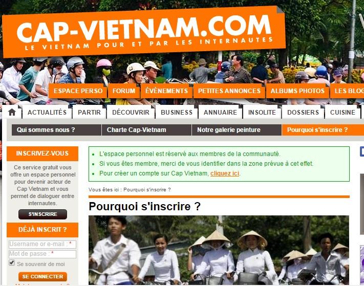 cap vietnam