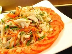 La salade vietnamienne