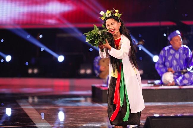 spectacle de cheo au vietnam