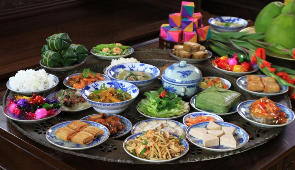 les-plats-Vietnamiens