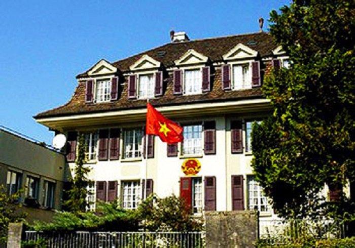 ambassade du Vietnam en Suisse