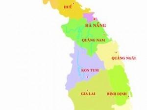 La carte du centre