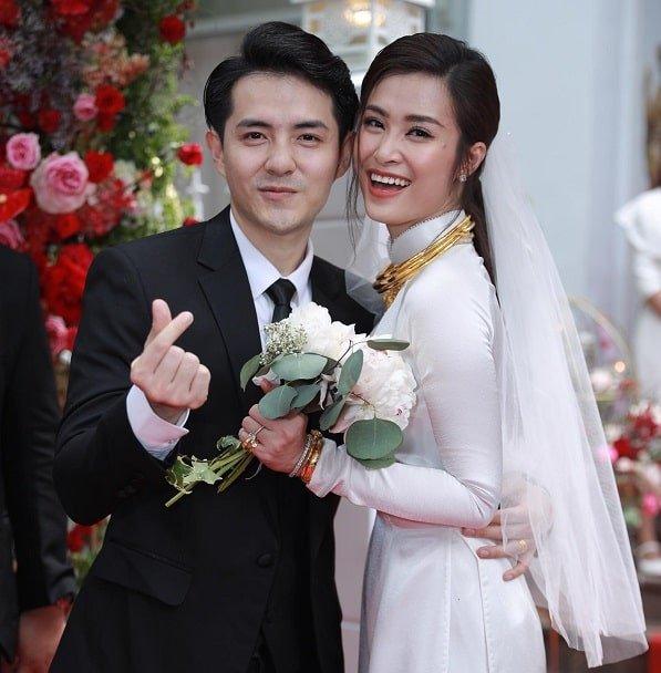 couple de maries vietnam