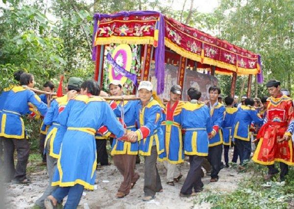 deuil centre vietnam