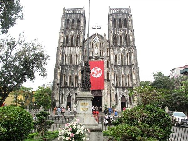 eglise de Hanoi
