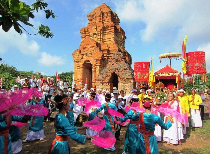 ethnie cham hindouisme au vietnam
