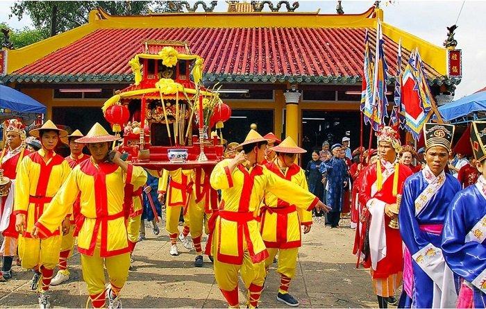 fete villageoise vietnam 2