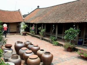 La maison du Vietnam – maison traditionelle