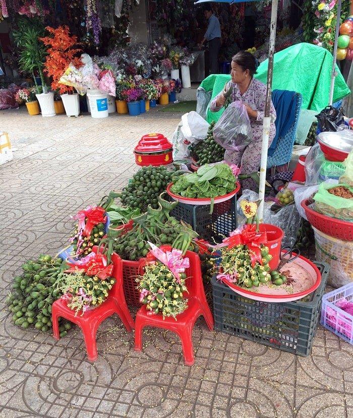 le betel au vietnam