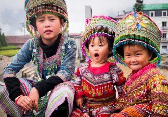 Les ethnies minoritaires au Vietnam