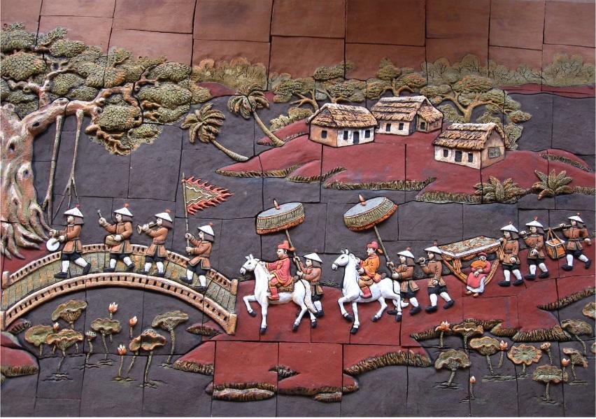 peinture-en-ceramique-vietnamienne