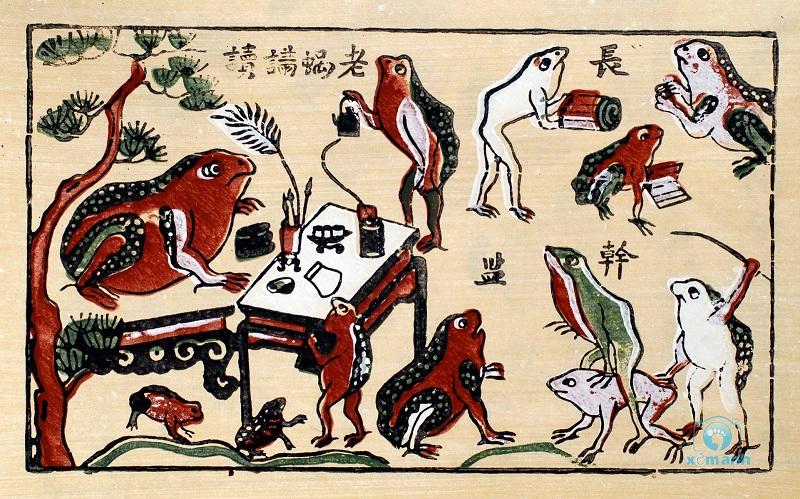 peinture-vietnamienne-traditionnelle-folklorique-de-dong-ho