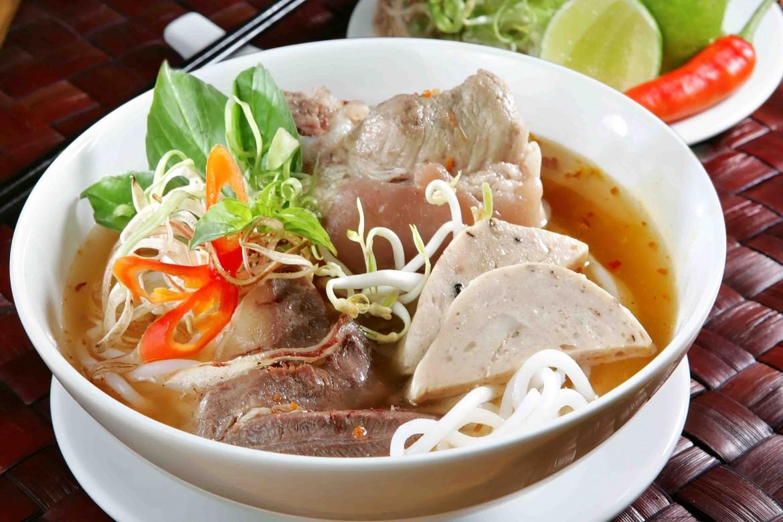 la soupe Vietnamienne du nord
