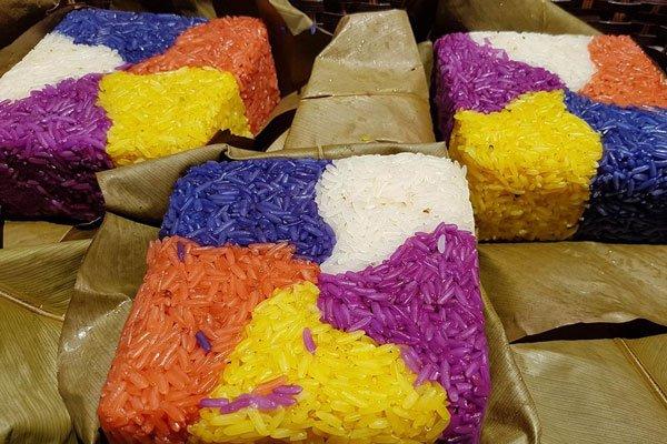 riz gluant mixe vietnam