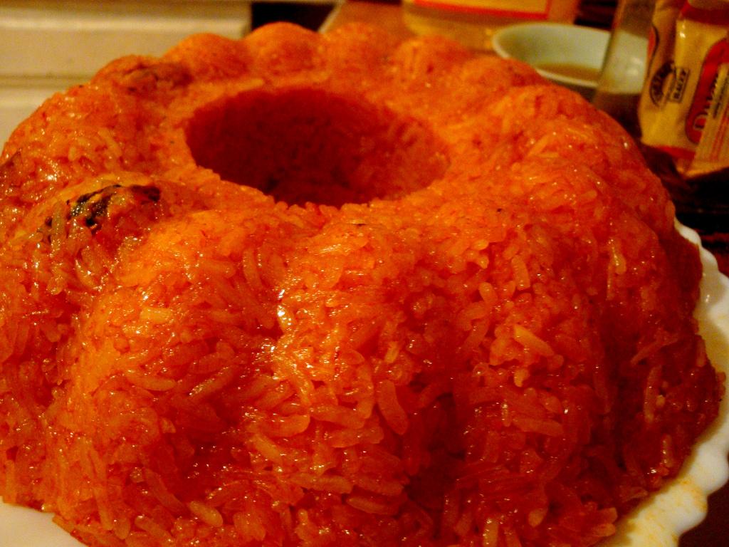 riz gluant