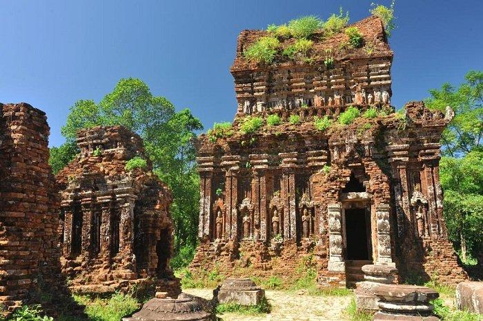 Sanctuaire de My Son hindouisme au vietnam
