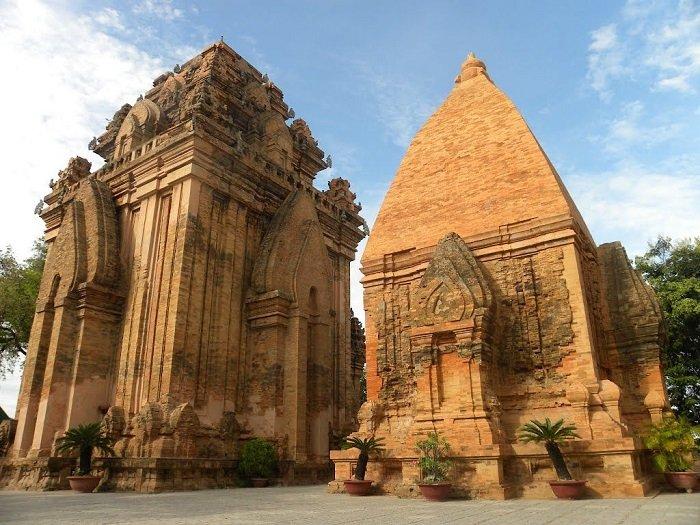 Tours Po Nagar hindouisme au vietnam