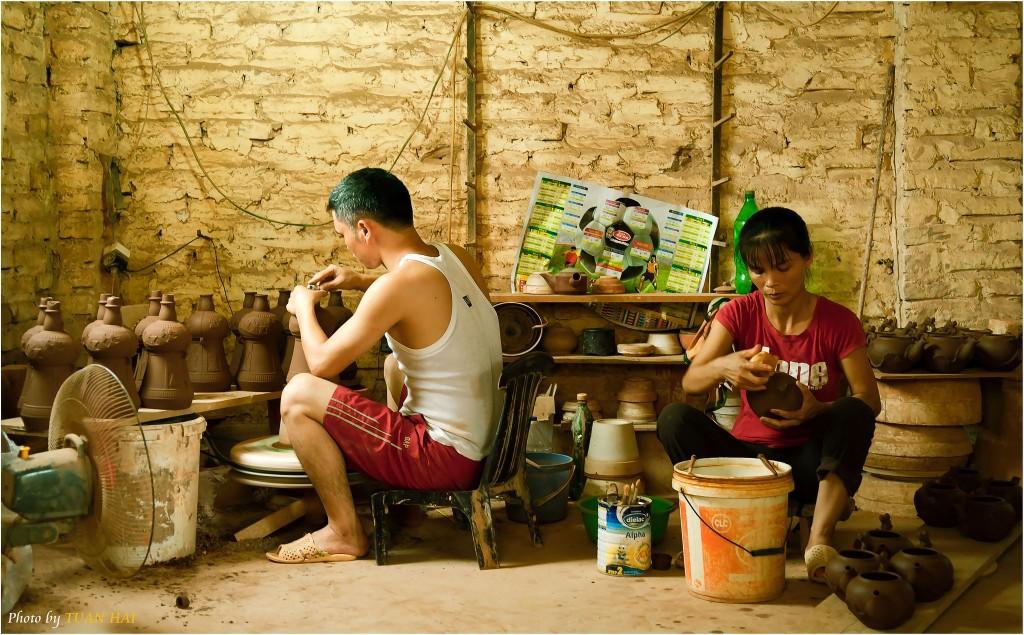 artisans-du-village-ceramique-de-battrang-hanoi