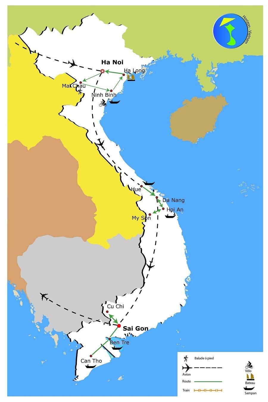 carte-voyage-vietnam-en-liberte-circuit-14-jours