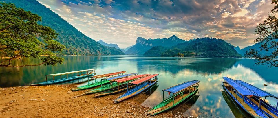 le-lac-de-ba-be-vietnam