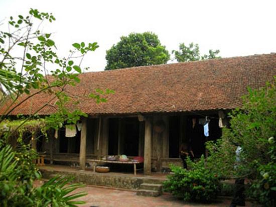 Horizon vietnam voyage for Maison traditionnelle laos