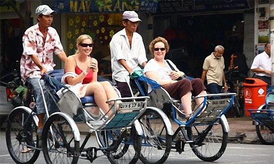 cyclo-pousse-hanoi