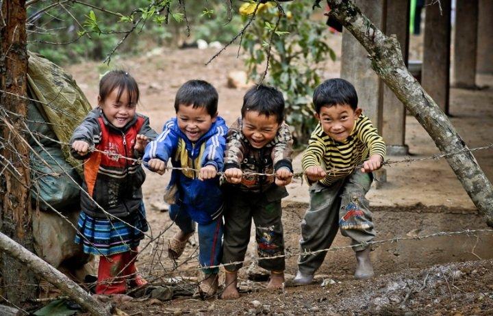 les-enfants-du-nord-vietnam