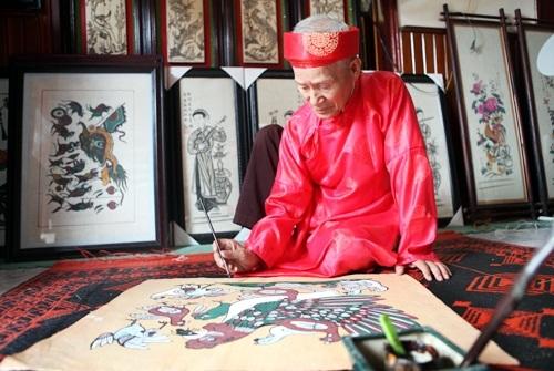 peinture-traditionnelle-vietnam