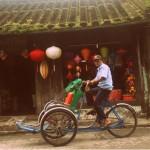 cyclo-pousse-hoian