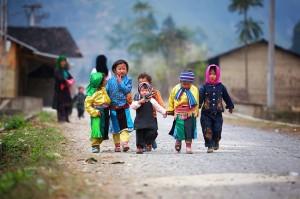 la-vie-des-enfants-vietnamiens-ethniques