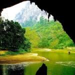 caverne-au-lac-de-ba-be
