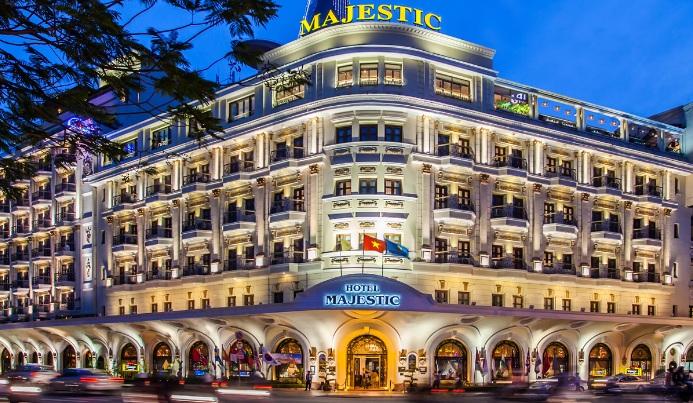 La liste de top de 10 meilleurs hotels ho chi minh ville for Hotel meilleur