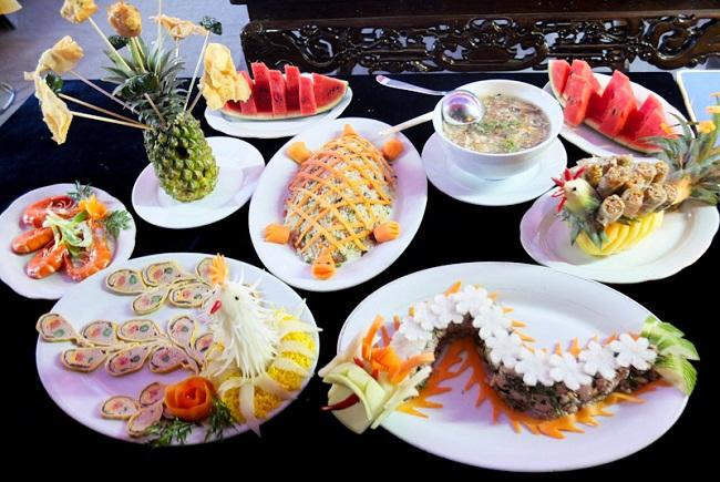 alimentation que boire et manger au vietnam