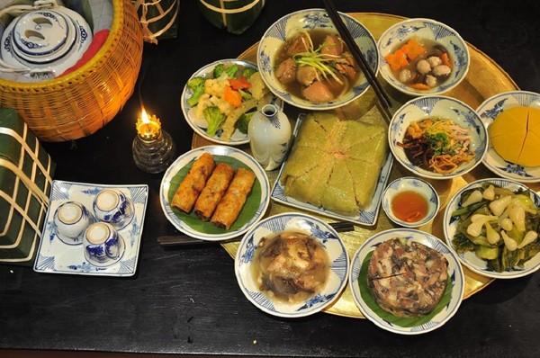 que boire et manger au Vietnam