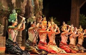 la dance apsara