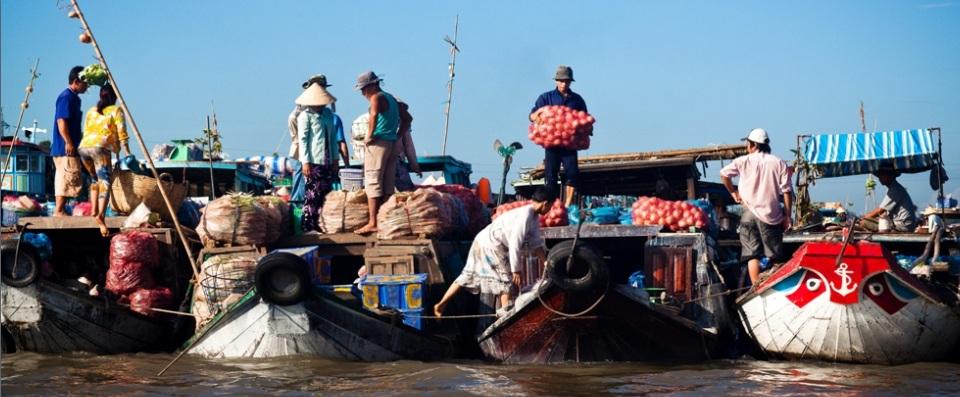 saigon et delta du mekong 6 jours