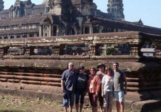 Voyage au cambodge monsieur Yves-Naveos