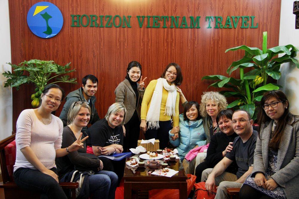 Madame Nathalie ROSSIER voyage vietnam