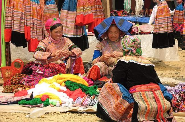 photos-bac-ha-nord-vietnam-marche-du-dimanche
