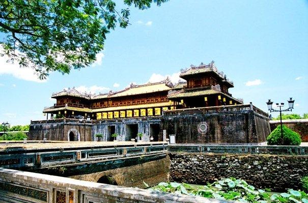 photos de cite imperiale de Hue voyage memorable