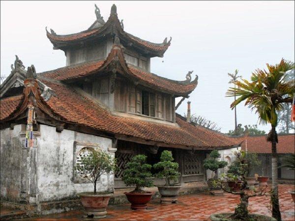 pagode de but thap vietnam