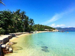 Ile de la baleine de Nha Trang