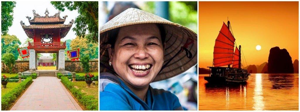 Du Nord au Sud et détente sur la plage de Nha Trang 1-min