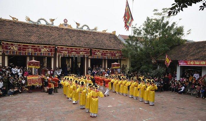 fete village vietnam