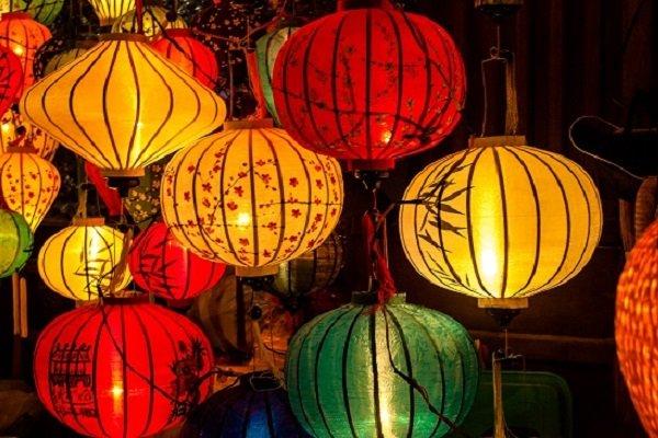 les lanterne de hoian