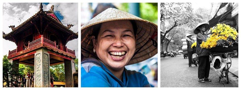 Visage du Vietnam 15 jours 1-min