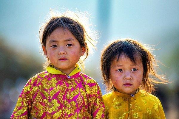 voyage au vietnam photo des enfants ethnies