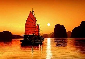 circuit le vietnam dans son ensemble