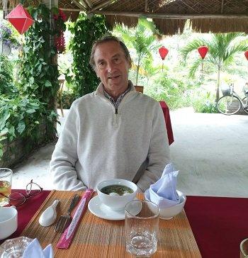 M Francis - Ambassadeur de Horizon Vietnam en France