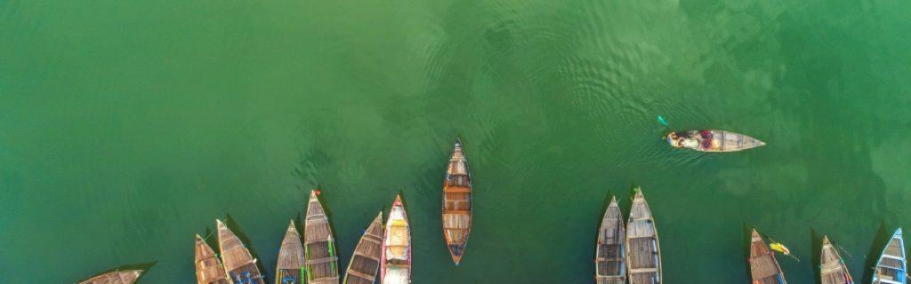 horizon vietnam travel photo